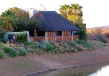 Livingstoneroom from across dam